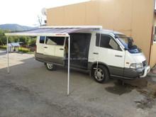 car trailer RV awning