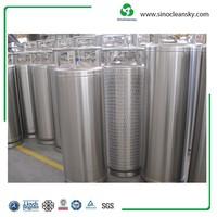 DOT 195L Liquid Argon Cylinder for Sale