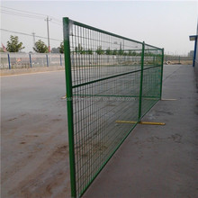(Anping direct factory )panel 6'x10' temporary fence size /canada temporary fence panels