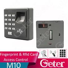 Advanced Technology Webserver Biometric Fingerprint Access Controller release button