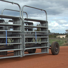 galvanized corral panels Cattle panels
