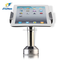 2015 customized anti-theft charging function display stand holder for Tablet PC