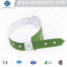 One time Use Disposable Wristband for Infant identification