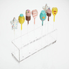 wholesale acrylic plastic lollipop candy cake pop display stand