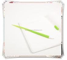 TL- 11 novelty green grass Gel pen , Blade grass potting decoration Stationery pen from Korea