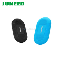 2015 new arrival Car kit wireless bluetooth speaker with strong adhesion power, handsfree,built-in micro