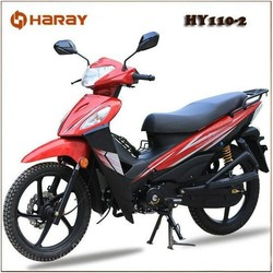 Fashion Design chinese cub motorcycle HY110-2 with high quality for sale