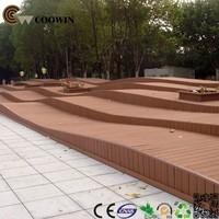 Solid Composite WPC Decking Board 8 Colours 2.2m, 2.7m, 5.4m/pc