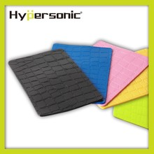 HP2712 Hypersonic car auto colorful rubber leather desk pad