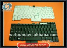 laptop keyboard for Latitude E6520 BLACK Backlit(With Point stick