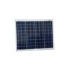 50w 18v poly solar panel epoxy for 12v battery