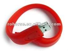 usb flash drive wrist watch, novelty 2GB USB stick on a fashionable wristband! Perfect for school/students and day-to-day