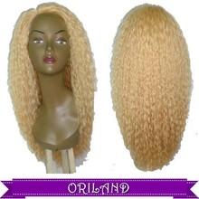 Promotional Premium fiber compatible with 100% human hair cheap price 50% discount synthetic hair fiber bulk