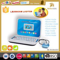Intelligent child laptop learning english conversation 4age kid laptop