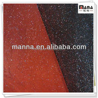 Black powder strong mesh fabric glitter for decoration