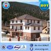 luxury prefab villa/steel prefabricated houses/modern prefabricated residential houses