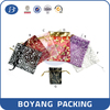New style eco-friendly cosmetic organza bags