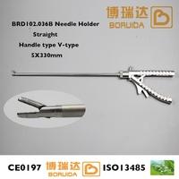 Ethico'n style laparoscopic scissor / Ethico'n style laparoscopic needle holder / Stainless steel ethicon instruments