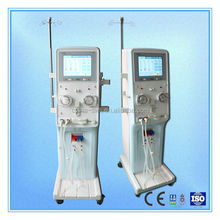CE approved double pump on-line HF maquina de hemodialisis made in China