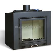 Classic insert wood burning stove