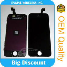 Fast shipment best price for iphone 5s lcd screen 210-day-warranty