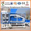 strict quality supervision big capacity QTJ4-18 fully brick block making machine/production line