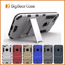 Combo stand 5s case for iphone 5 cover