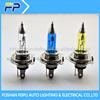 bullet type quartz glass halogen car bulb h4 for auto head lights