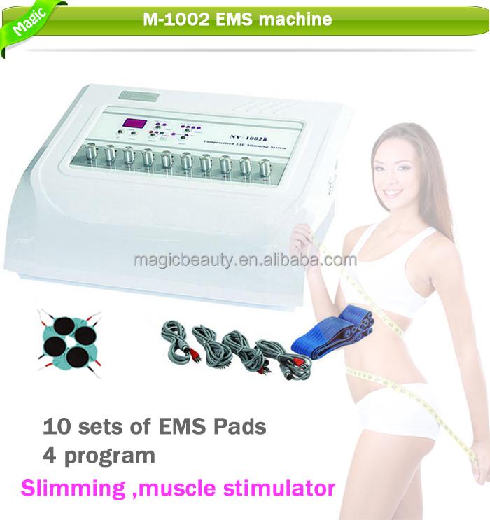 Faradic Slimming Electric Muscle Stimulator Ems Tm-502 - Buy ...