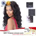 Extensiones de cabello humano en dubai, virgen remy cabello humano brasileña de dubai