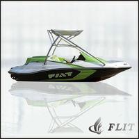China 4 seats hot sale small fiberglass Jet Boat Seadoo similar