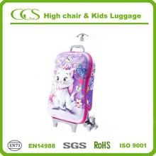 Niños viajan caso barato maletas niños equipaje