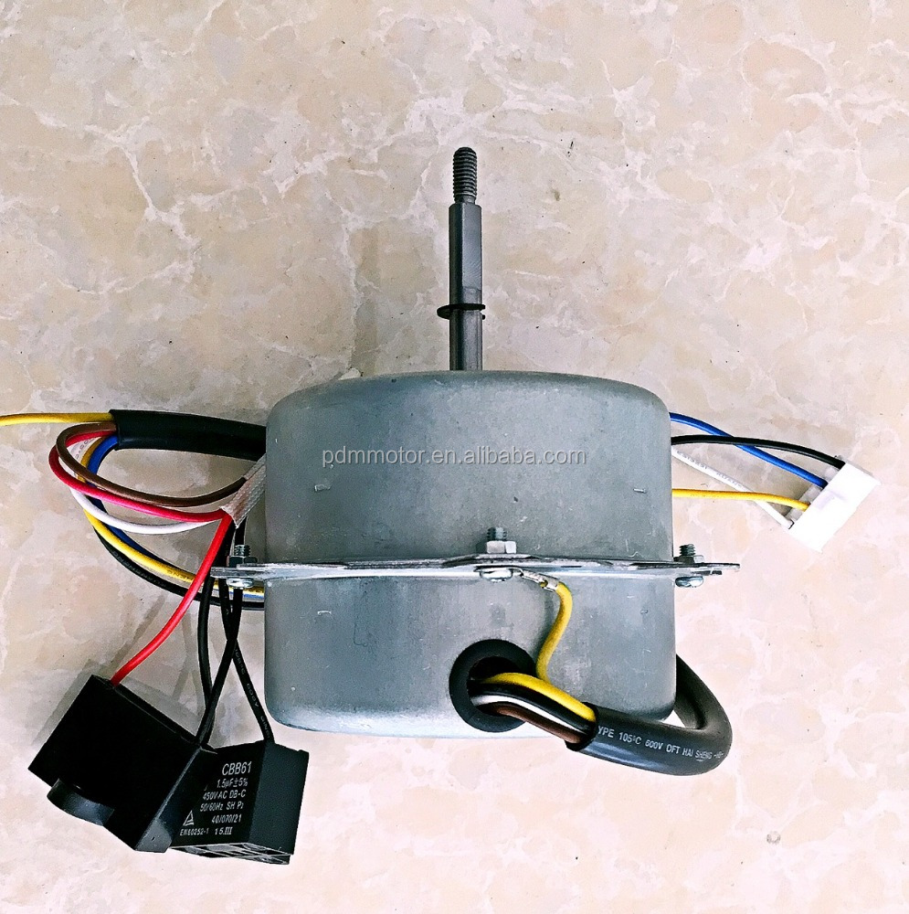 Water cooling air conditioner motor buy water sucking for Liquid cooled ac motor