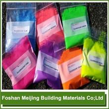 glass mosaic Glow in the dark fluoresent powder Phosphor Powder