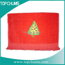 Charisma holiday cotton embroidery tea towel