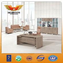 Modern L shap design executive office desk HY-JT02