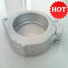 Hot Sell Casting Concrete Pump Rubber Hose Clamp Skype:ldwceo1