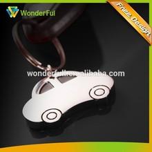 Hot Sale Cute Mini Toy Car Metal Keychain Key Chain