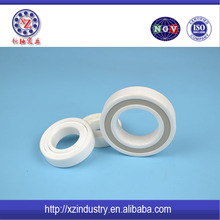 Zr02 bearing with PTFE Cage , 6902 Ceramic bearing