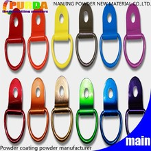 Ral Color Powder Coated Paint Colors