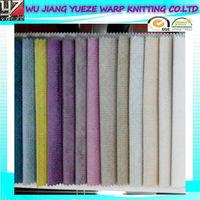 100% polyester crushed velvet fabric