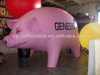 Adevertsing Inflatable Helium Pig Balloons