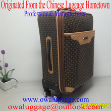 GM11066 20/24/28 inch 3pcs four wheels Soft Luggage sets/High quality Spinner luggage/New Luggage Suitcase