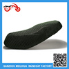 2015 Popular Indian Market 100% Polyester 3D Mesh Cool Motorcycle Seat Cover