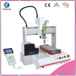 Dispensing machine dystems / automated dispensing robotic systems for glue adhesives