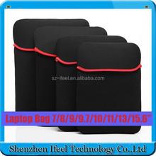 "neoprene tablet sleeve for 8"" inch Custom Made Waterproof Neoprene Tablet/Laptop Bag 7""/8""/9""/10.1""/13""/15.6""/17.3"""