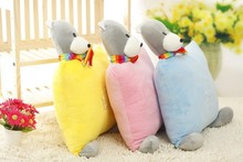 Little Bubu pillow with plush toys for children