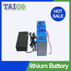 Rechargeable High Power Electric Scooter Battery 36v 60ah Lithium Polymer Battery