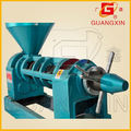 Ex work molino de aceite de uso caliente de prensado en frío de 6.5 T / 24hs baobab aceite de semilla de fresadora