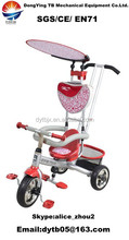 Children Tricycle With Canopy